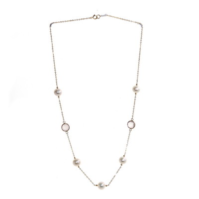 14K Necklaces Freshwater Pearl